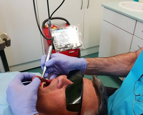 patent safety at leading Farnborough dentist